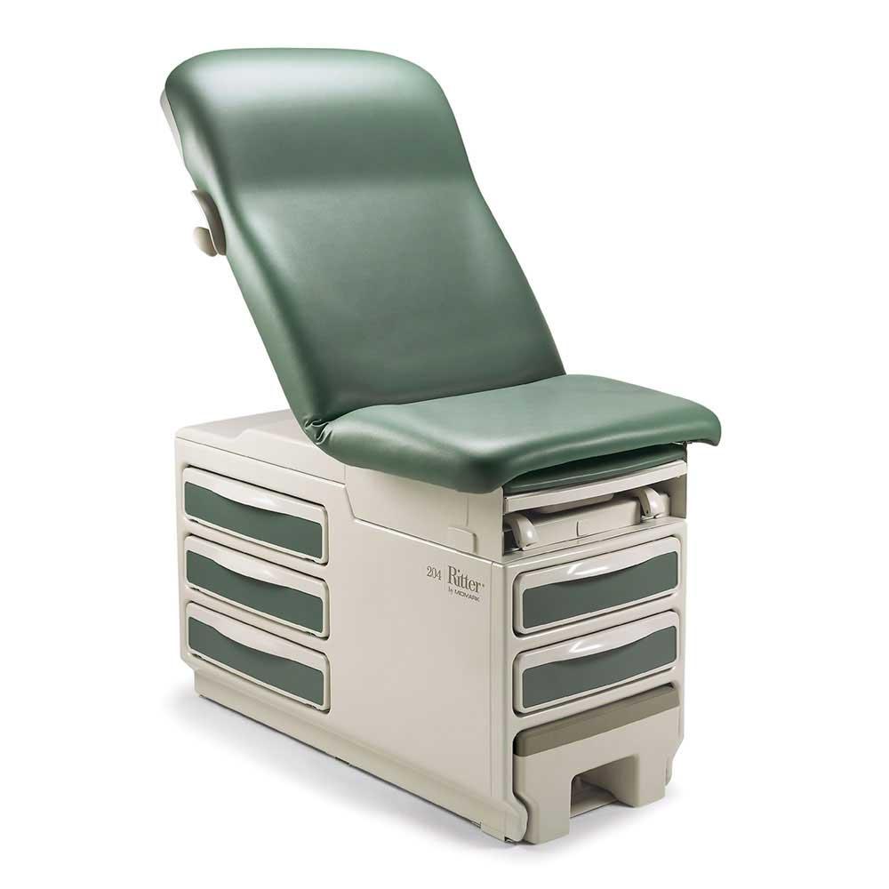 Смотровое кресло 204 от Midmark (США)