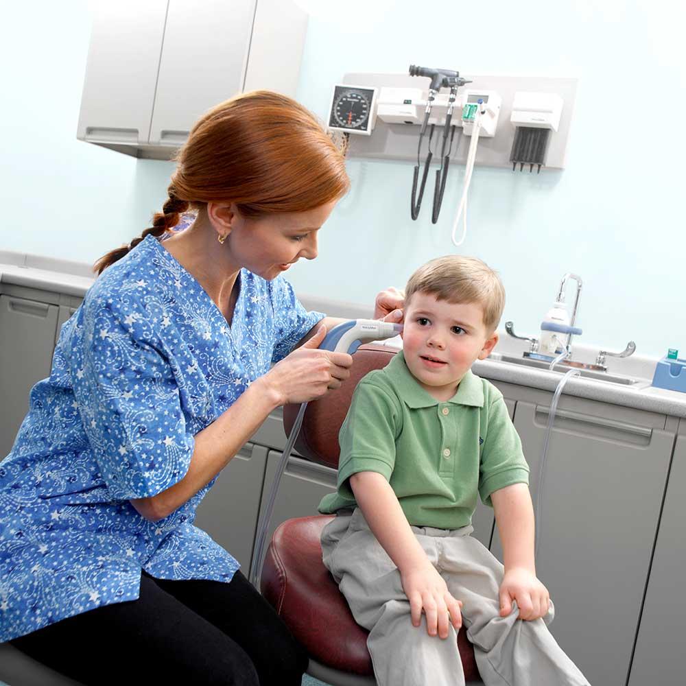 Система для промывания ушной полости