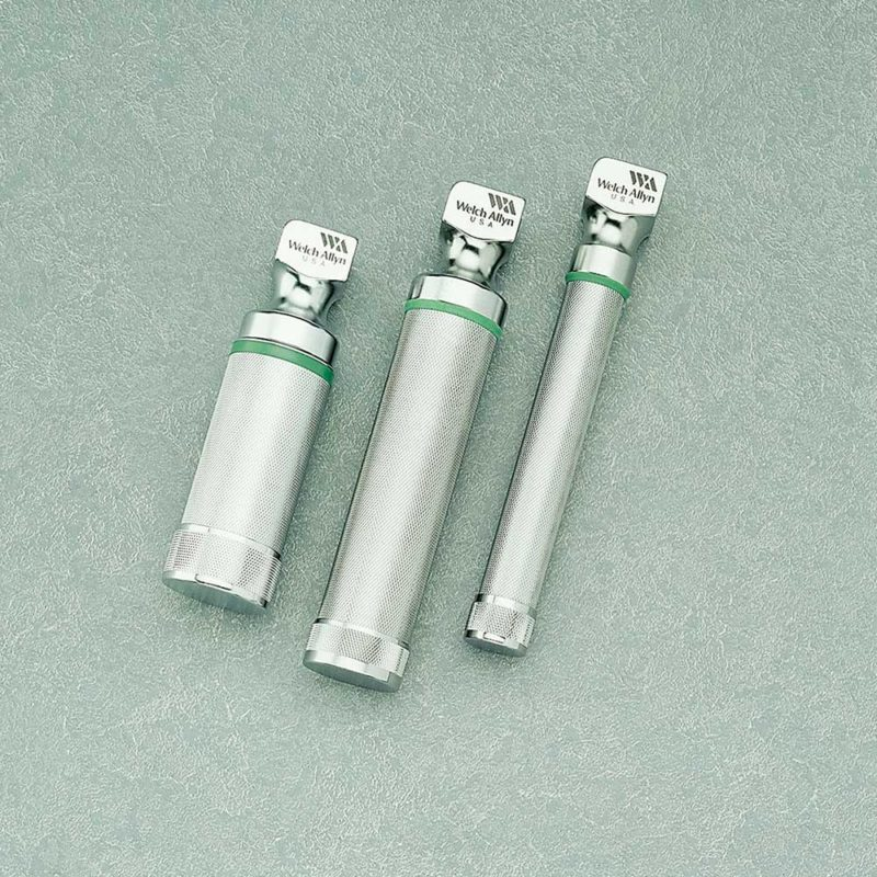 Рукоятки для оптоволоконного ларингоскопа Welch Allyn (США)